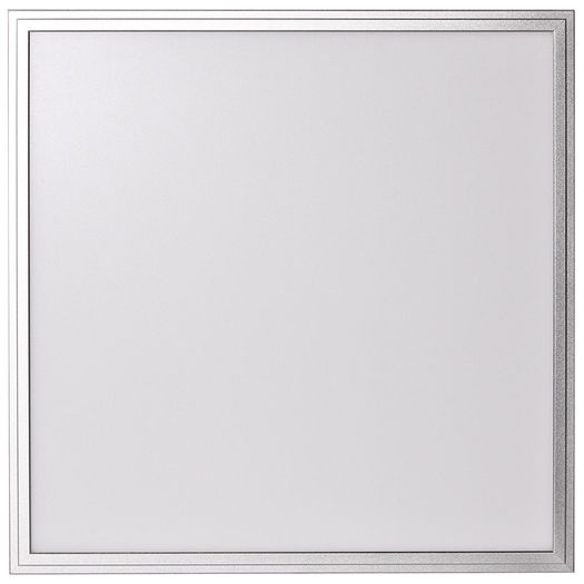 2 X2 Led Flat Light Panel Silver Frame Dimmable 1 Color Spectrum Available