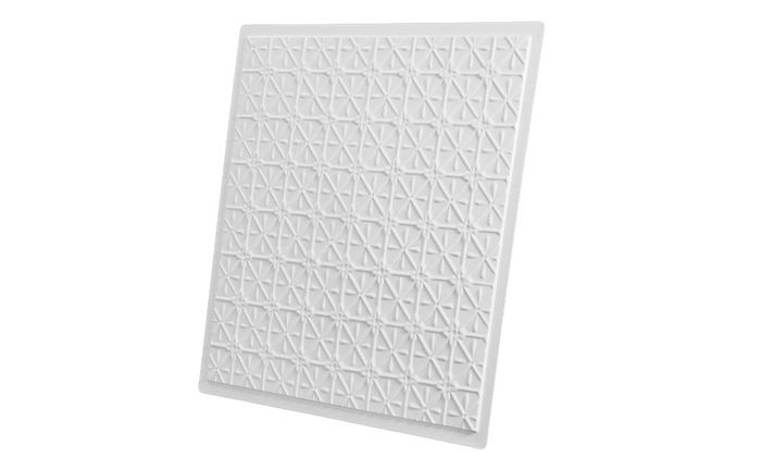 Continental 2x2 White Ceiling Tile