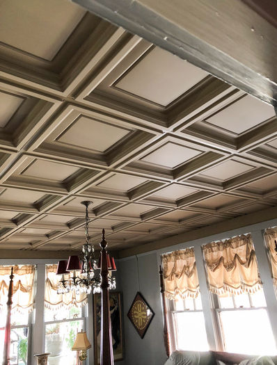Madison 2x2 Coffered Ceiling Tile