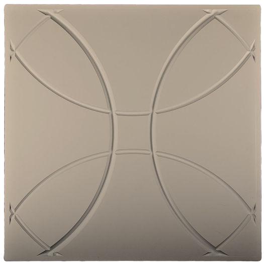Orb Latte Ceiling Tile