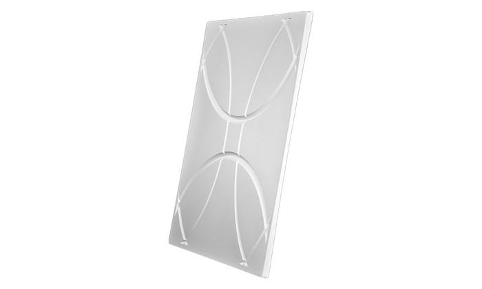 Profile of Orb Translucent 2x2 Ceiling Tile
