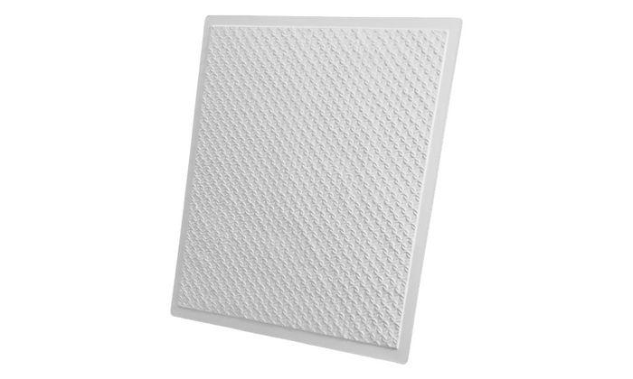 Profile of Rattan 2x2 Ceiling Tile