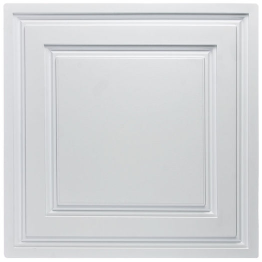 Stratford Vinyl Ceiling Tiles White Decorative Ceiling