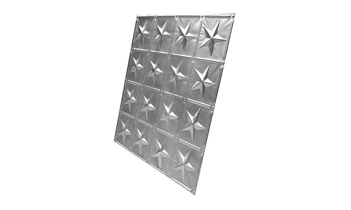 Profile of Tin Ceiling Tile TCT-3030