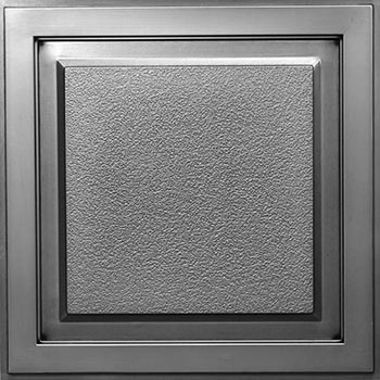 Cornerstone Ceiling Tile - Antique Nickel