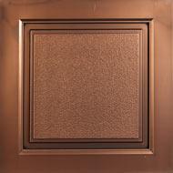 Piazza Ceiling Tile - Antique Bronze